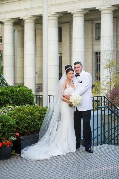 Wedding of Erica & Robert