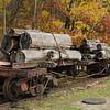 Log cars