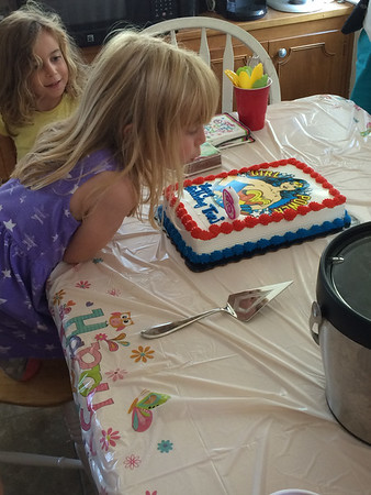 20160901 Tori's 6th Birthday - Sacramento