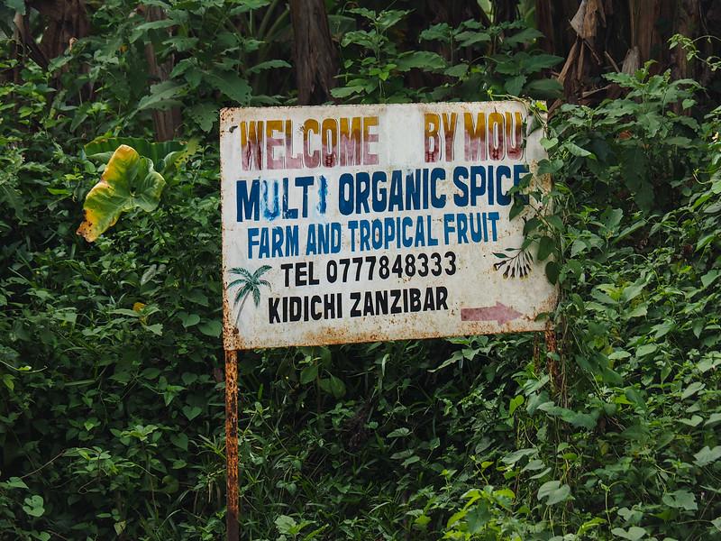Visting a spice plantation