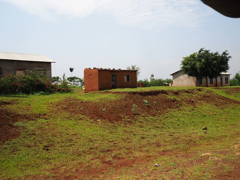 Typical houses, Karatu