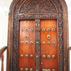 Decorative Indian style door