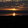 Sunset over Lake Burunge
