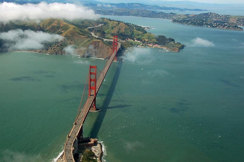 The Golden Gate, San Francisco CA