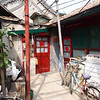 Courtyard of home in the Hutong - Beijing