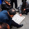 Chinese Checkers (?) - Temple of Heaven Park, Beijing