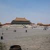 Main courtyard - Forbidden City Beijing