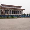 Mao's Tomb - Tiananmen Square, Beijing