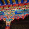Painting detail - Jokhang Temple, Lhasa
