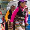 Pilgrim women - Lhasa