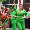 Dragon Dance - Farming community outside of Xian