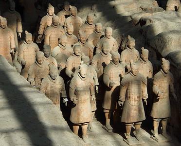 Xian - Terracotta Warriors, Xian City Wall