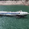 High speed hydrofoil - Yangtze River