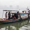Bargaining for today's catch - Yangtze River