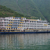 Our cruise ship, the L.V. Lianna - Yangtze River