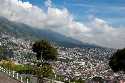 Day 1: Quito and Equator
