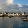 Early morning at Puerto Ayora - Santa Cruz Island