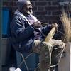 Reed Basket Maker, Old Market Charleston SC