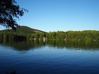 20140901 Loon Lake and Lake Placid