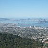 View of Berkeley, Oakland, and San Francisco from Tilden Park