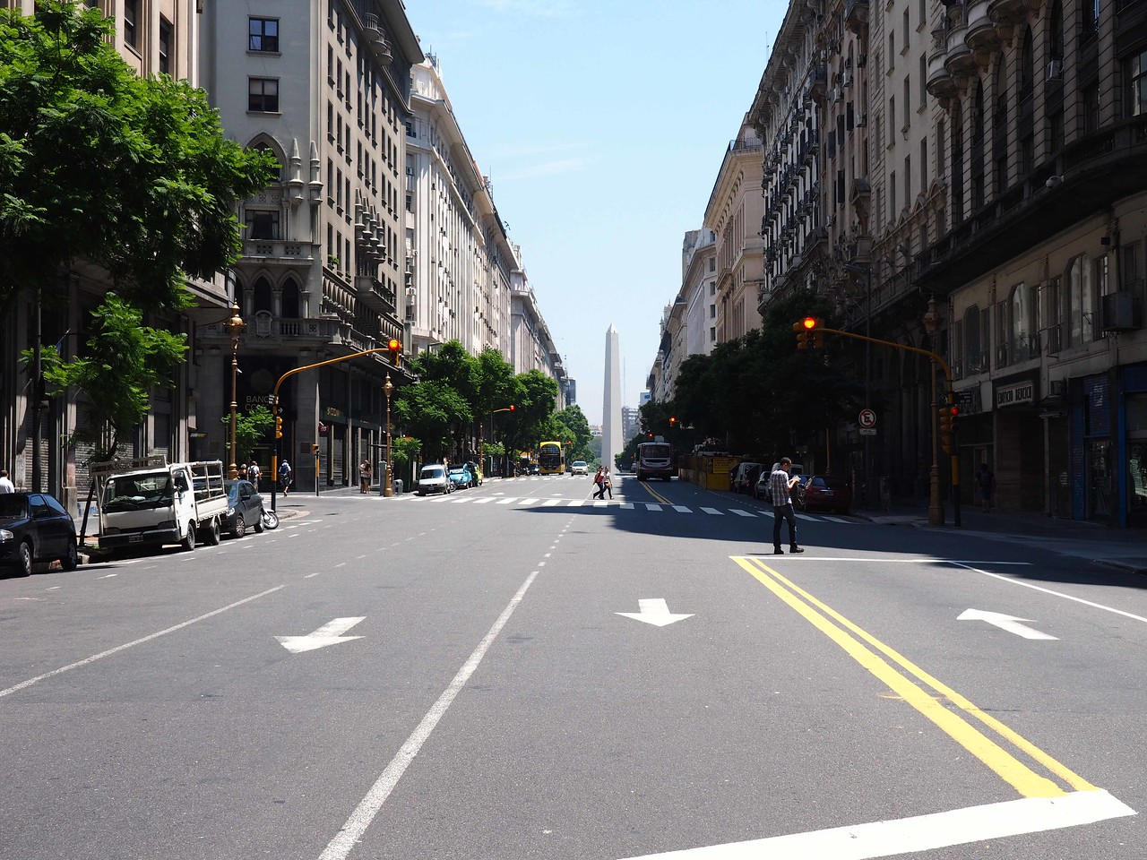 Avenida Diagonal Norte
