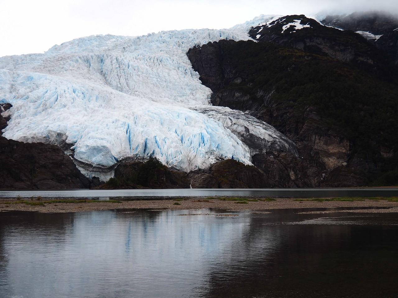 The Aguila Glacier