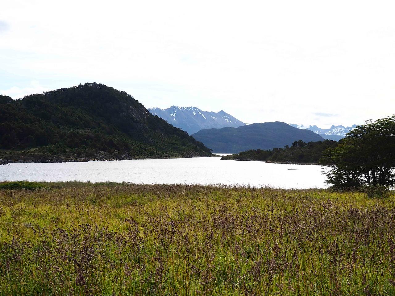 Wulaia Bay,  Isla Navarino south of Tierra del Fuego