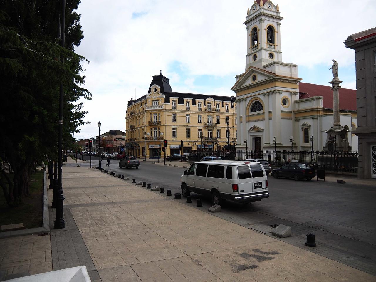 Old Church in Punta Arenas