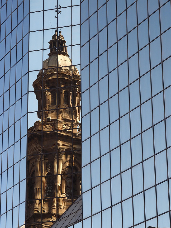 Santiago Reflections