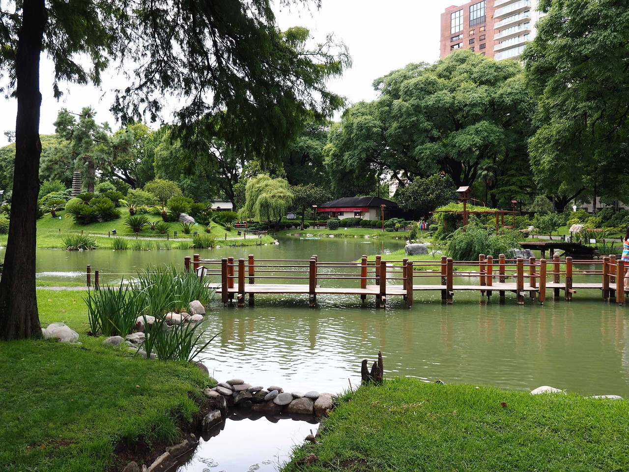Japanese Garden, Palermo district