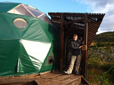 The Eco Camp, Torres del Paine NP