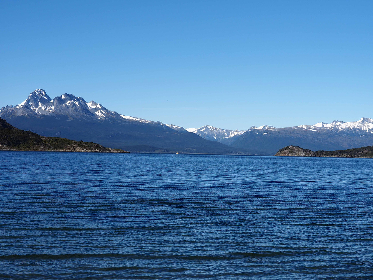 Beagle Channel, Tierra del Fuego National Park