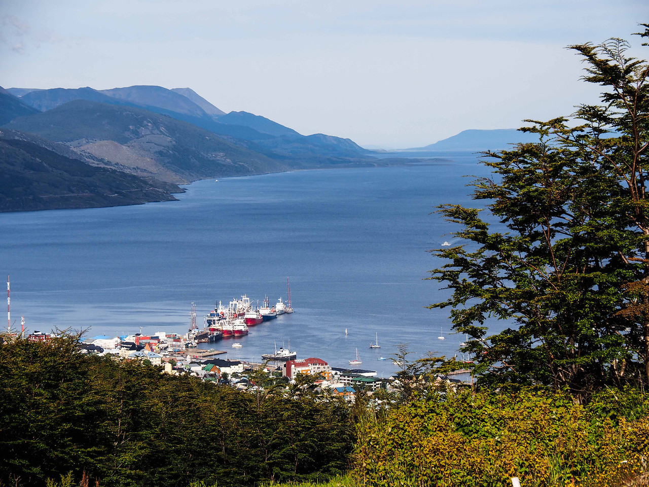 Port of Ushuaia
