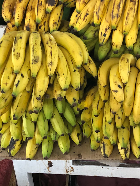 Bananas, San Pedro Market Cusco