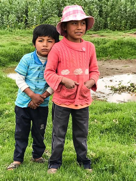 Farm Children