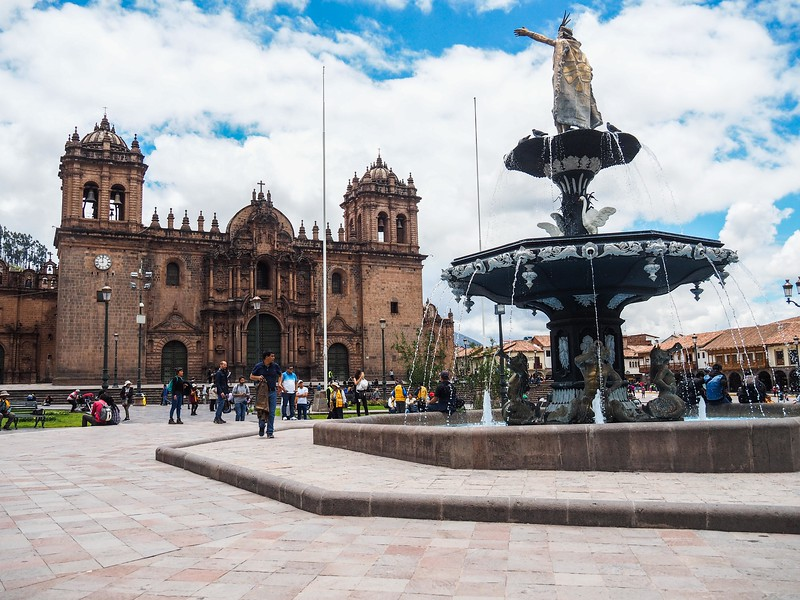 Main Plaza, Cusco