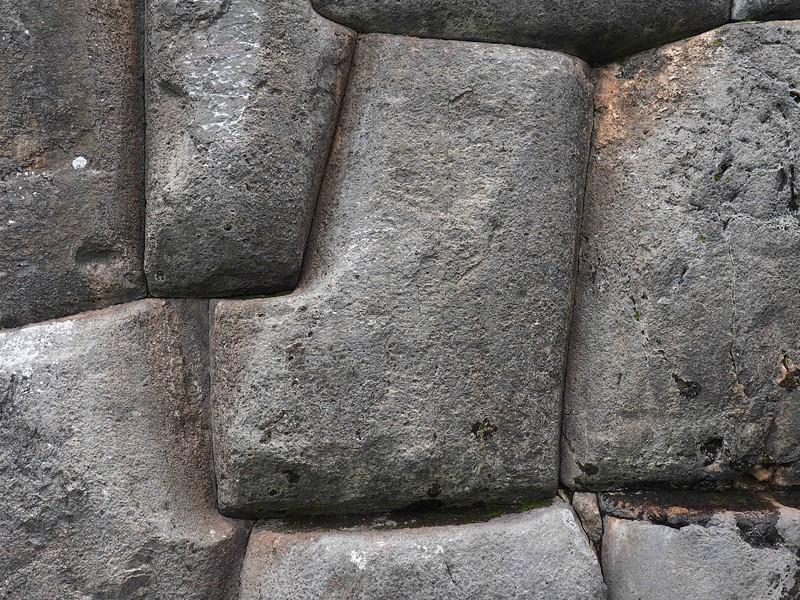 Precise Stonework, Saqsaywaman Cusco