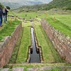 Inca Spring Fed Irrigation System at Tipon