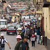 Busy Streets, Cusco