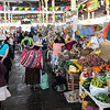 Inside San Pedro Market, Cusco