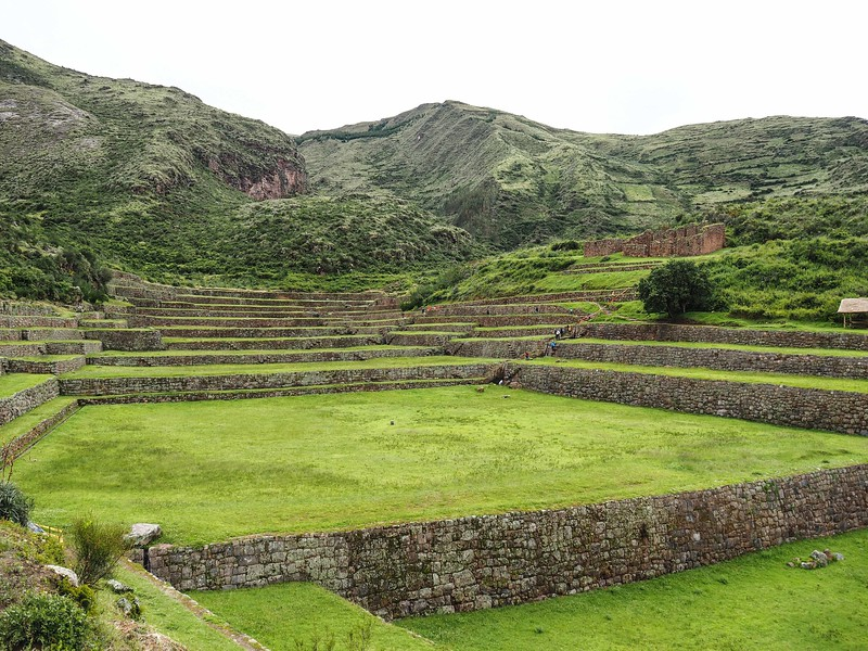 Inca Agricultural Site at Tipon