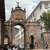 City Gate, Cusco