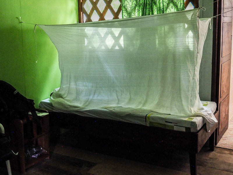 Tent Like Mosquito Netting
