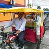 Moto Taxi ride