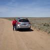 Short Grass Prairie, Cimmaron National Grassland near Elkhart Kansas