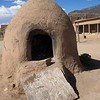 Oven for baking bread, Taos Pueblo