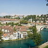 Another view of Bern and the Aare River