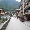 Street in Zermatt