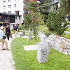 Cemetary in Zermatt of those who died climbing the Matterhorn and other mountains.