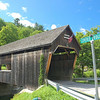 Covered Bridge, Vt Highway 100